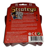 stratego card game ak rood